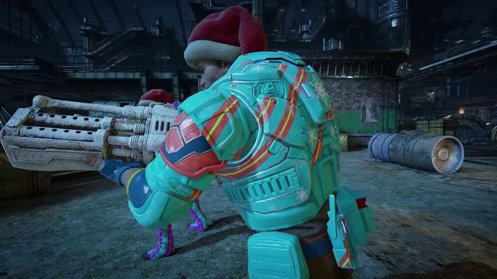 Annonce de l'évènement GearsMas de Gears of War 4