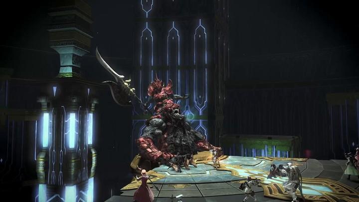 """Bande-annonce de la mise à jour 3.5 """"The Far Edge of Fate"""" de Final Fantasy XIV"""
