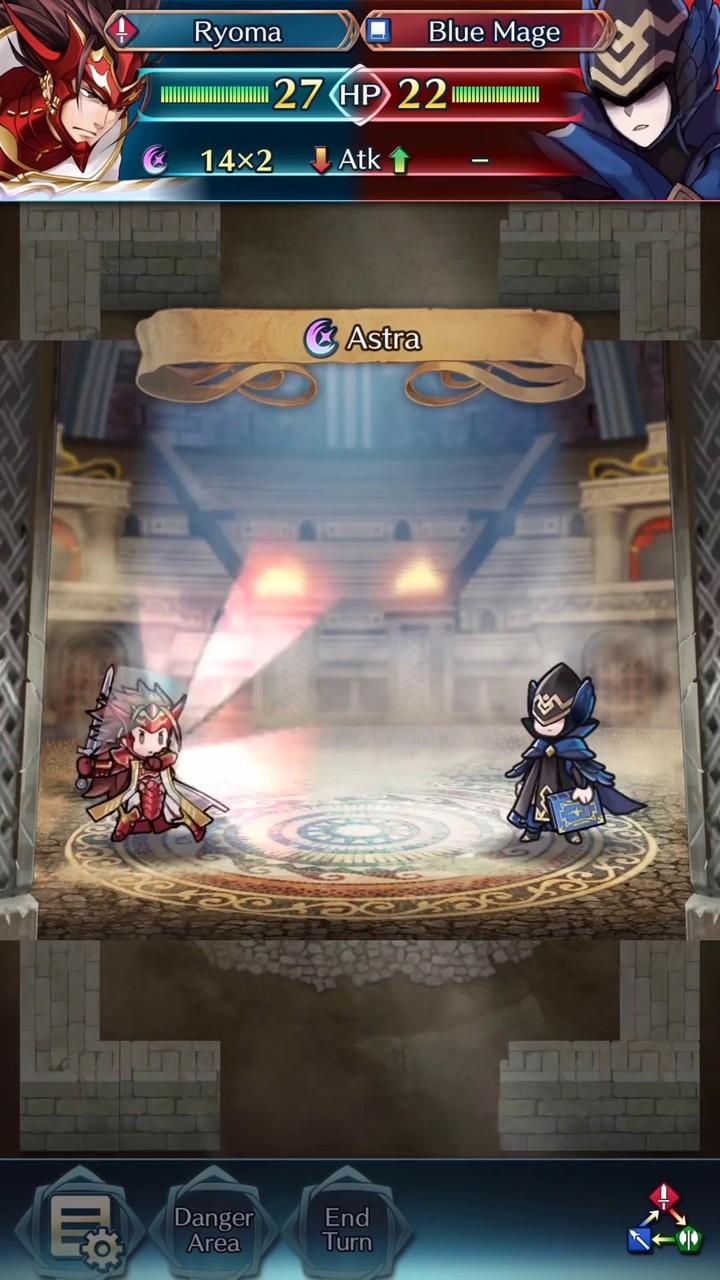 Fire Emblem Heroes - Héros et Héroines, Première Partie