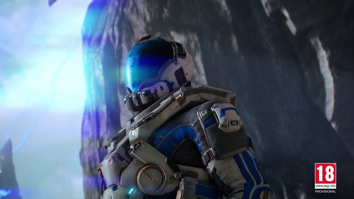 Bande-annonce de précommande de Mass Effect Andromeda
