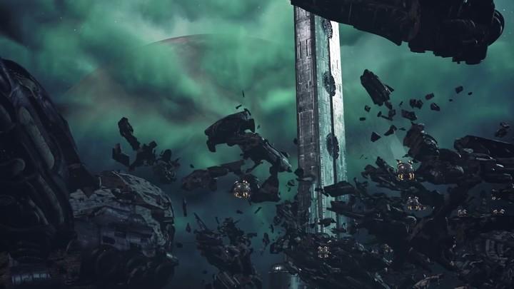 Bande-annonce de la mise à jour Wormholes d'EVE : Valkyrie