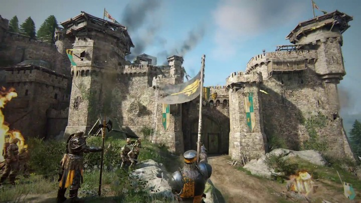 Bande-annonce de lancement de For Honor