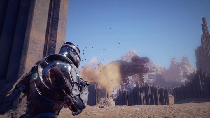 Aperçu des mécaniques d'exploration de Mass Effect Andromeda (VOSTFR)