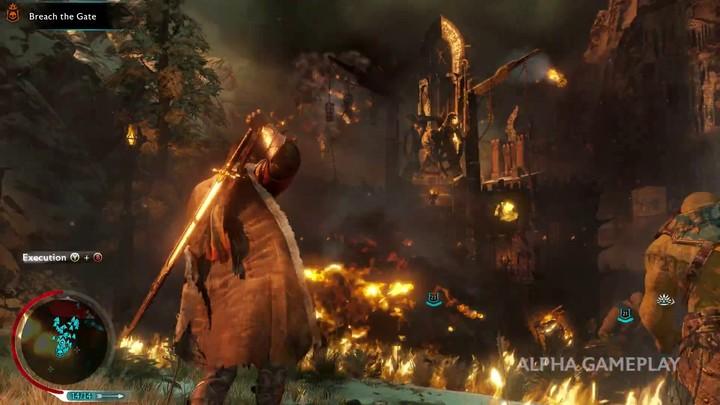 La Terre du Milieu : L'Ombre de la Guerre - 16 minutes en jeu avec Talion