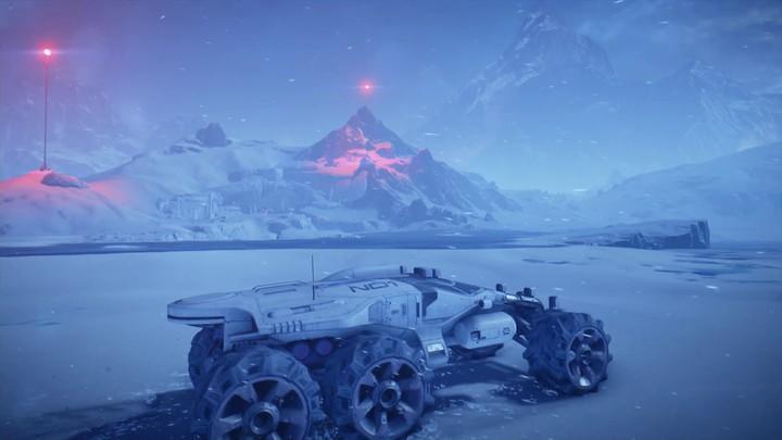 Bande-annonce de lancement de Mass Effect Andromeda