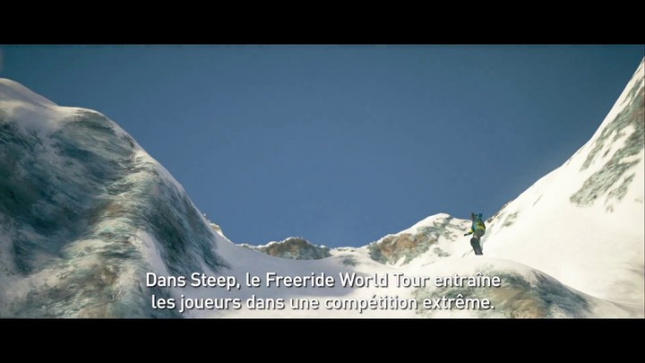 "Le tournoi ""Freeride World Tour"" de Steep ouvre ses qualifications"