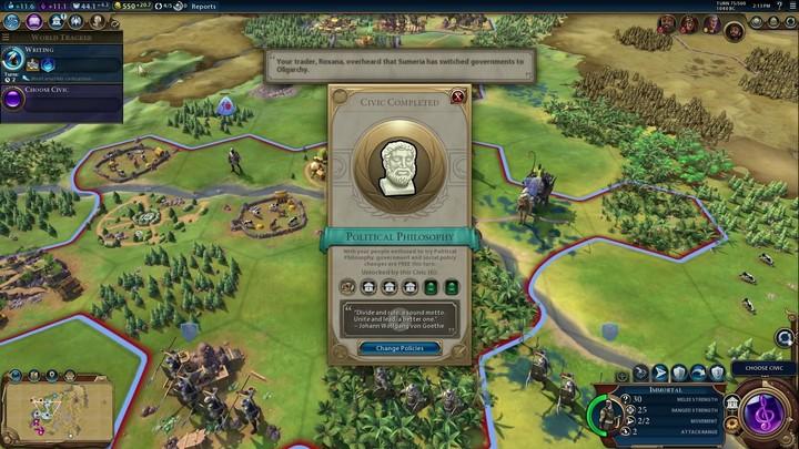 La Perse rejoint Civilization VI