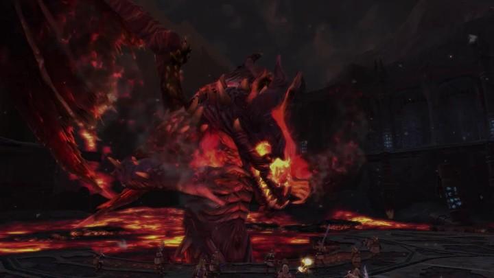 """Bande-annonce de lancement de la mise à jour 4.1 """"Forged in Flame"""" de Rift"""