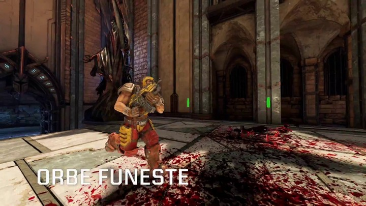 Aperçu de Ranger, le guerrier solitaire de Quake Champions