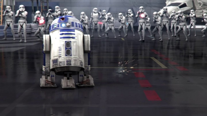 Star Wars Galaxy of Heroes - Bande annonce de R2-D2
