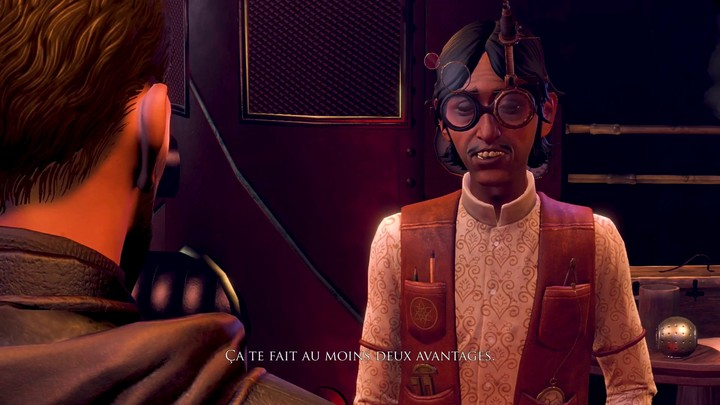 Bande-annonce de lancement des Dreamfall Chapters sur consoles (VOSTFR)
