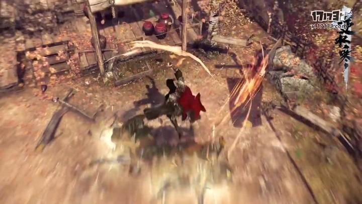 Premier aperçu du gameplay de Justice: The Only End of Kongfu
