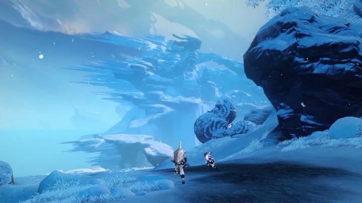 Bande-annonce de lancement de l'extension Iceborn de Revelation Online