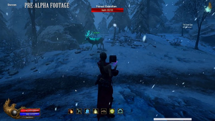 Pré-alpha : 30 minutes de gameplay d'Ashes of Creation
