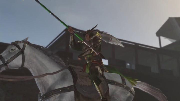 Bande-annonce de lancement de Dynasty Warriors Unleashed