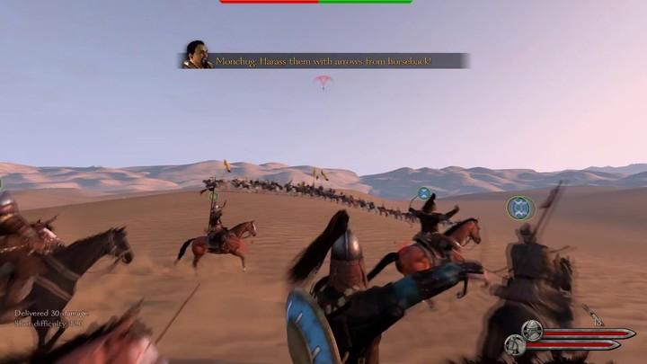 [E3 2017] Bande annonce du gameplay du cavalier archer de Mount & Blade 2