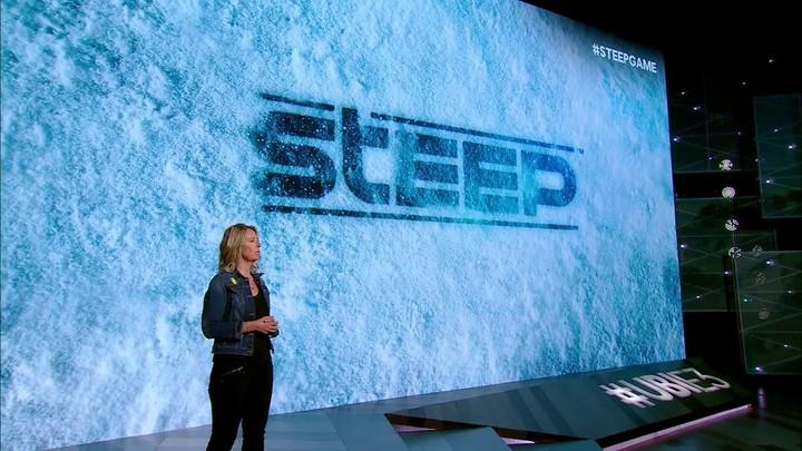 [E3 2017] Steep se dirige vers les Jeux Olympiques