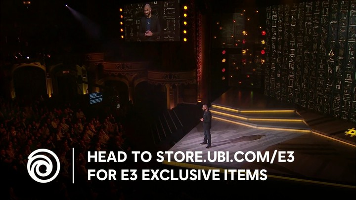 [E3 2017] Ubisoft parle d'Assassin's Creed : Origins