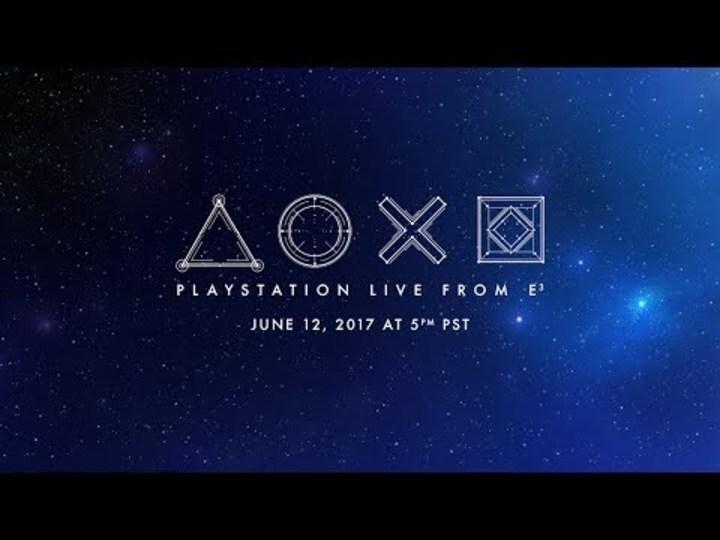 [E3 2017] La conférence et le Pré-Show Sony en intégralité