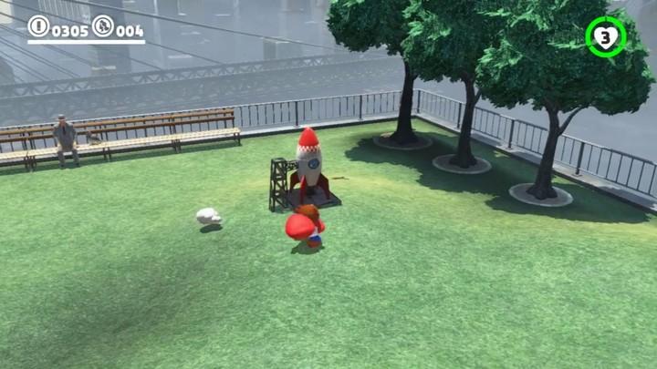[E3 2017] Super Mario Odyssey montre son gameplay
