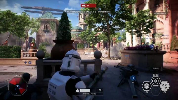 [E3 2017] DICE évoque Star Wars Battlefront 2