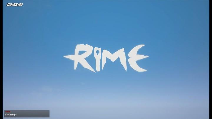 60 minutes chrono - #10 - Rime