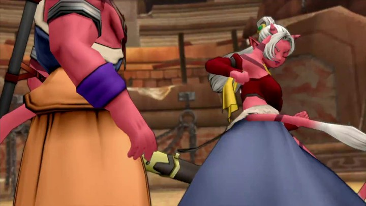 Bande annonce japonaise de la version PS4 de Dragon Quest X