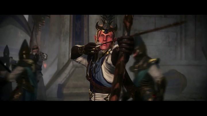 Premier aperçu des Elfes noirs de Total War Warhammer II (VOSTFR)