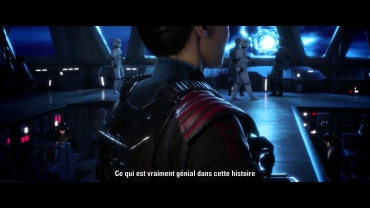 Star Wars Battlefront 2 raconte son histoire (VOSTFR)