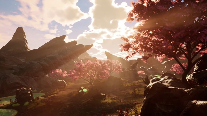 PAX West : exploration des environnements de la démo d'Ashes of Creation