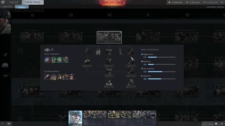 Journal de développement de Total War Arena : de la gestion des unités (VOSTFR)