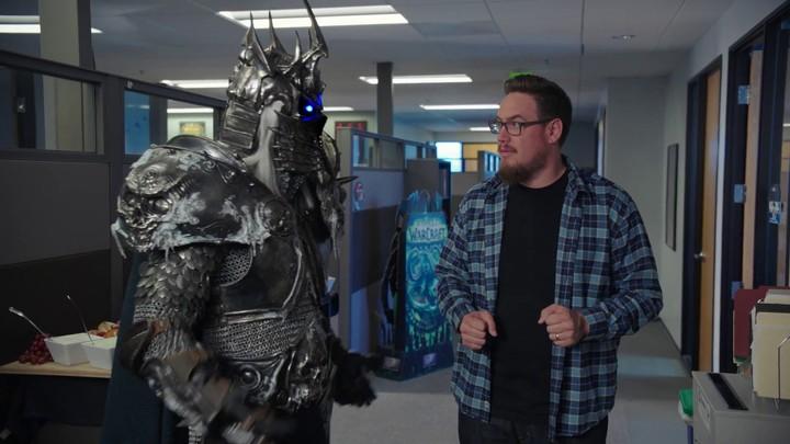 Le Roi Liche (s')invite chez Blizzard (première partie)