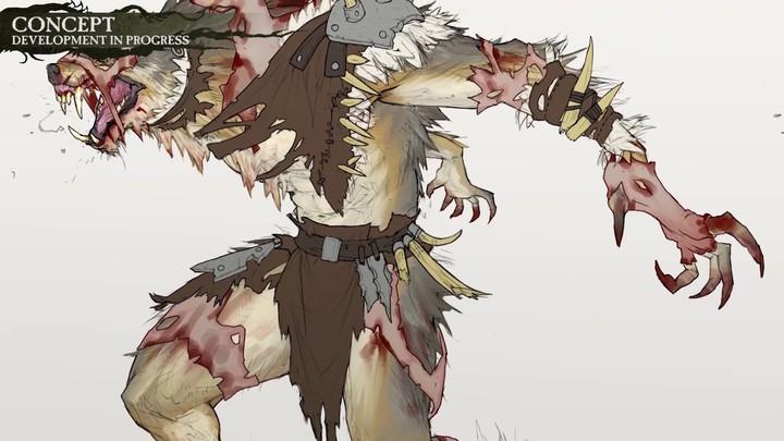 Aperçu des monstres de la Norsca de Total War Warhammer