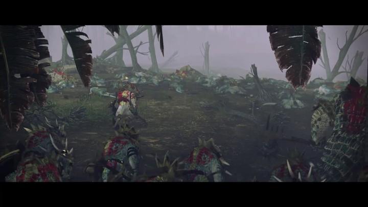 Cinématique d'introduction des Skavens de Total War Warhammer II