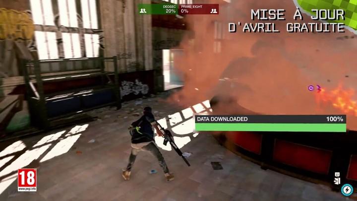 Bande annonce de la mise à jour gratuite d'avril et du troisième DLC de Watch Dogs 2 : Sans compromis