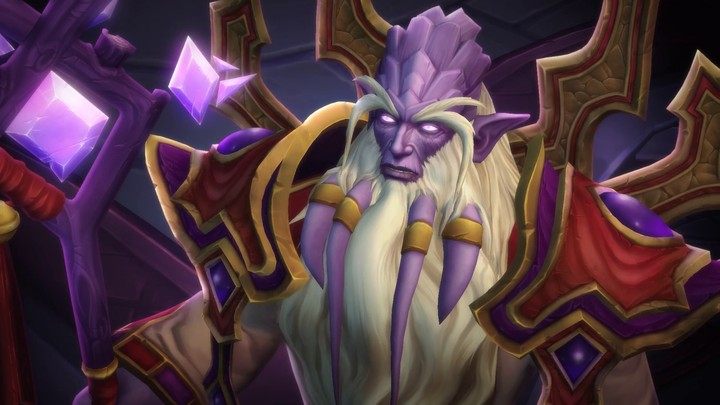 World of Warcraft 7.3 : la bataille pour Argus commence