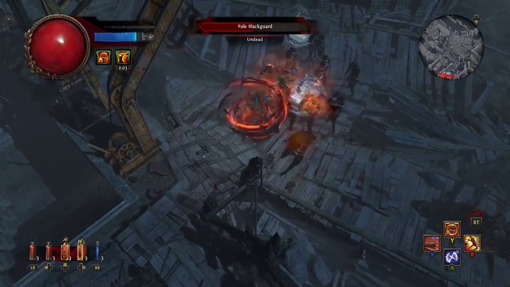 Path of Exile - Bande annonce de lancement de la version Xbox One