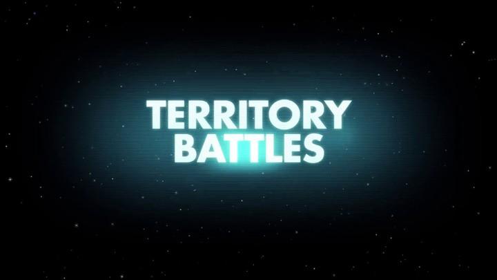Bande annonce des Batailles de Territoires dans Star Wars: Galaxy of Heroes