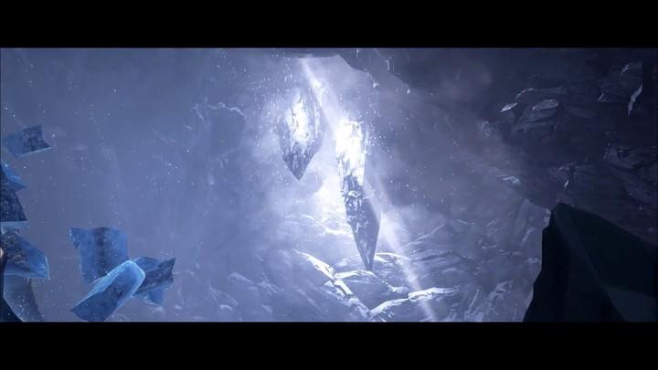 Premier aperçu des Mystères des Blackice Peaks de Dark and Light