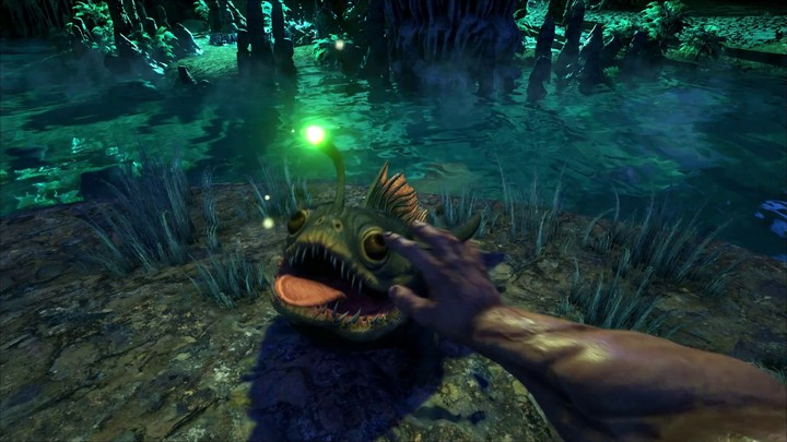 "Bande-annonce de l'extension ""Aberration"" d'ARK: Survival Evolved"