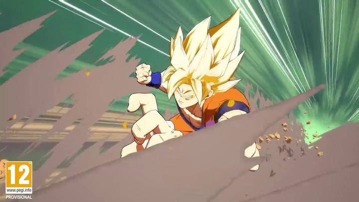 Présentation de Son Goku dans Dragon Ball FighterZ