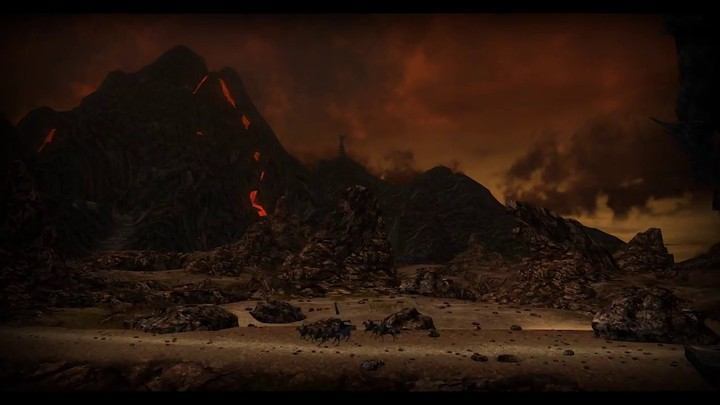 Bande-annonce du Mordor after the Fall - Dulgabeth