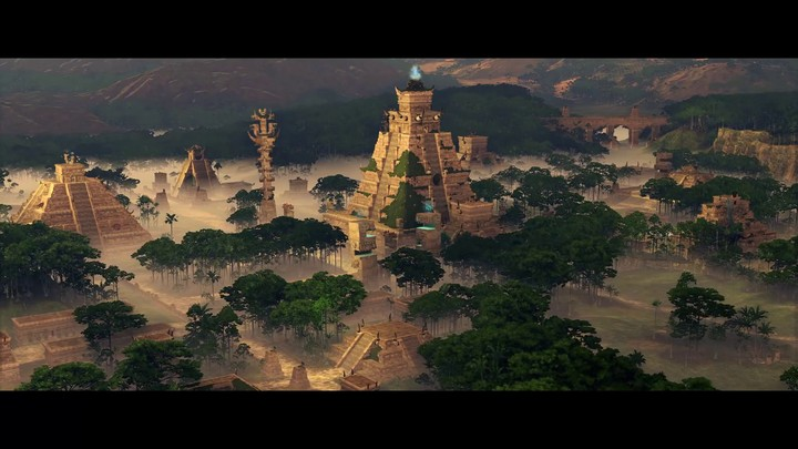 Exploration du Nouveau monde de Total War Warhammer II
