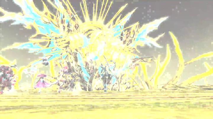 Bande annonce de Phantasy Star Online 2: Cloud