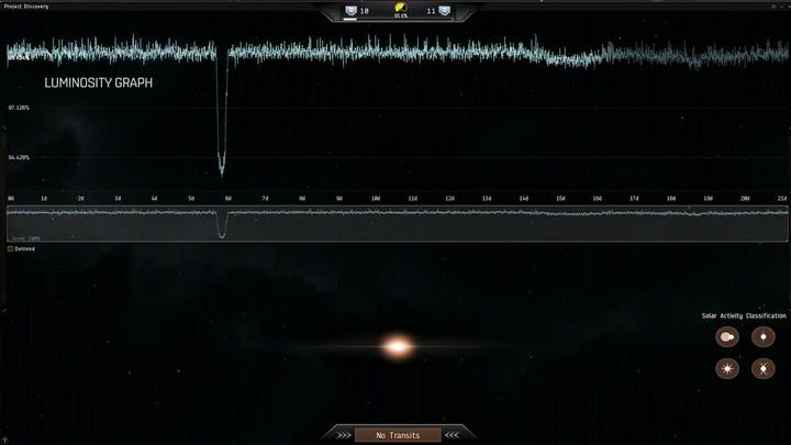 Présentation du programme scientifique EVE Online : Project Discovery - Exoplanets (VOSTFR)