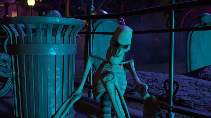 Un nouvel environnement pour Planet Coaster : Spooky !