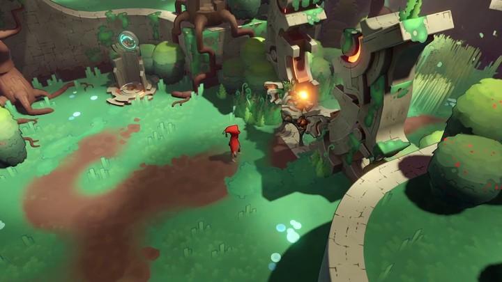 Hob (Runic Games) se lance sur PC et PS4