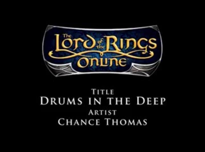Bande Originale du SdaO - Chance Thomas - Drums in the deep