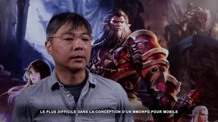 Crusaders of Light et les particularités du MMO sur mobile