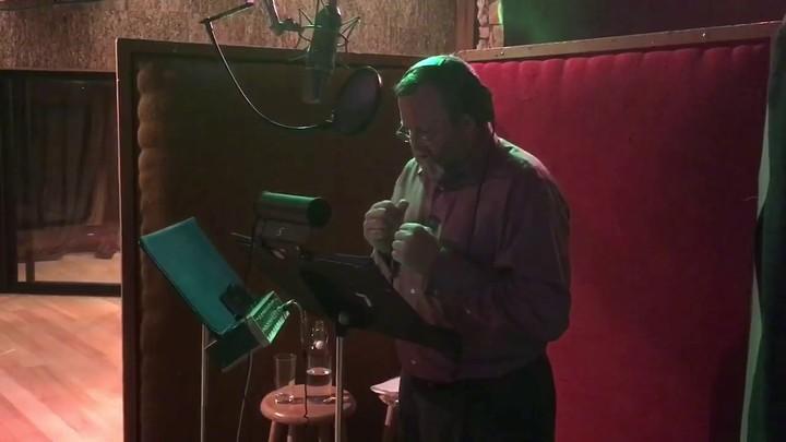 Enregistrement des voix masculines de Rend